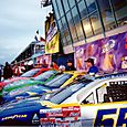 NASCAR Racers Paint Scheme Design
