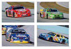 NASCAR_RACERS_cars