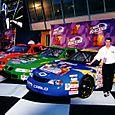 NASCAR Racers debut event