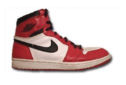Air Jordan 1 Red