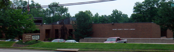 Boone_County _Library_Florence