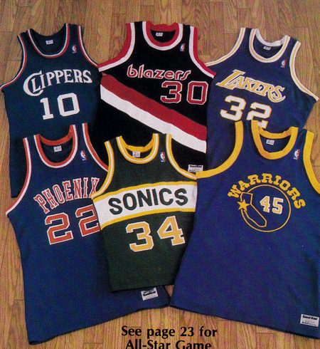 old school jerseys