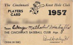 Cincinnati_Knothole_1957