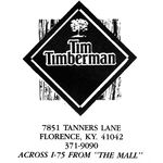Tim Timberman