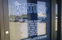 The kentucky shop