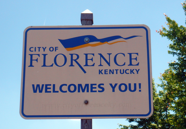 Florence_ky_welcomes_you
