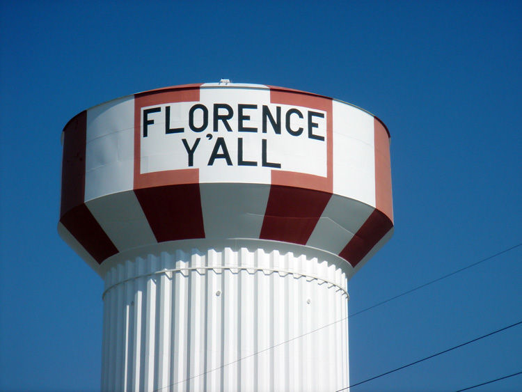 Florence_yall_water_tower