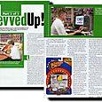 Beckett Racing Magazine NASCAR Feature Article