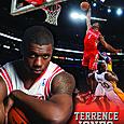 Terrence Jone Houston Rockets Poster Design