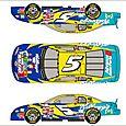 NASCAR Paint Scheme Design Terry Labonte