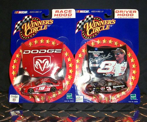 Hasbro Winner's Circle NASCAR Product Development