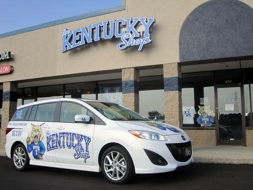 Kentucky Shop Branding