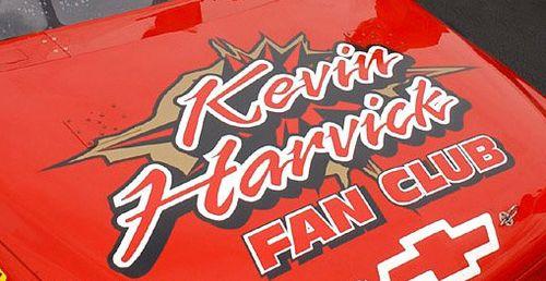 Kevin Harvick Inc. Logo Development