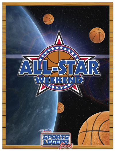 Athletes In Action Program Cover NBA All-Star Weekend
