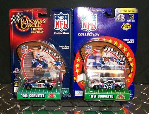Hasbro Winner's Circle NFL Product Development