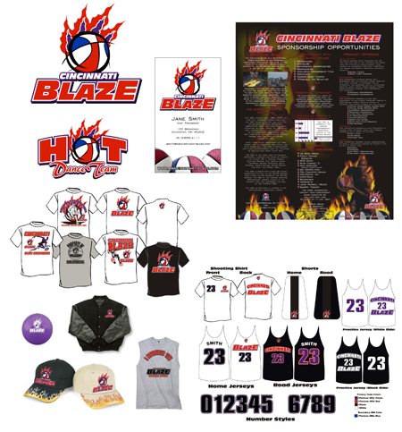 ABA Cincinnati Blaze Identity Development