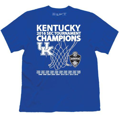 2016 UK SEC Champions Locker Room T-shirt